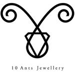 10 ants
